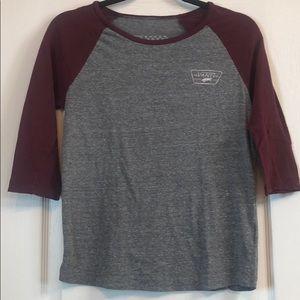 VANS 3/4 Sleeve Tee Shirt